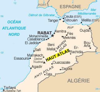Haut Atlasb