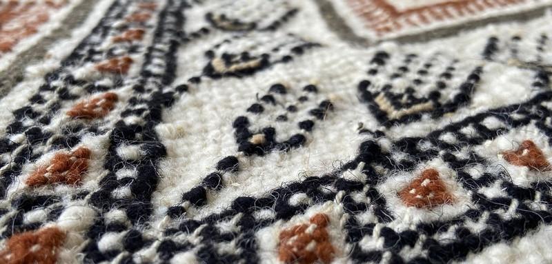 The Margoum: a typically Tunisian carpet