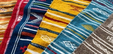 La alfombra kilim: orígenes y técnicas