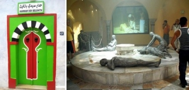 L'hammam / bagno turco: una tradizione ancora popolare