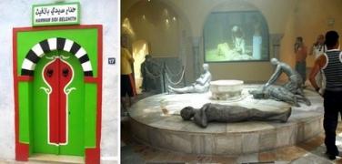 Das Hammam: Präsentation einer noch immer beliebten Tradition