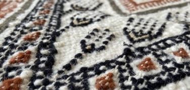 Der Margoum: ein typisch tunesischer Teppich