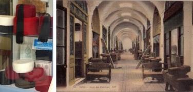 Les chaouachis de Tunis : derniers fabricants de chéchias, fez et tarbouchs